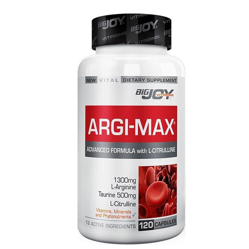 Suda Vitamin Argi-Max 120 Kapsül