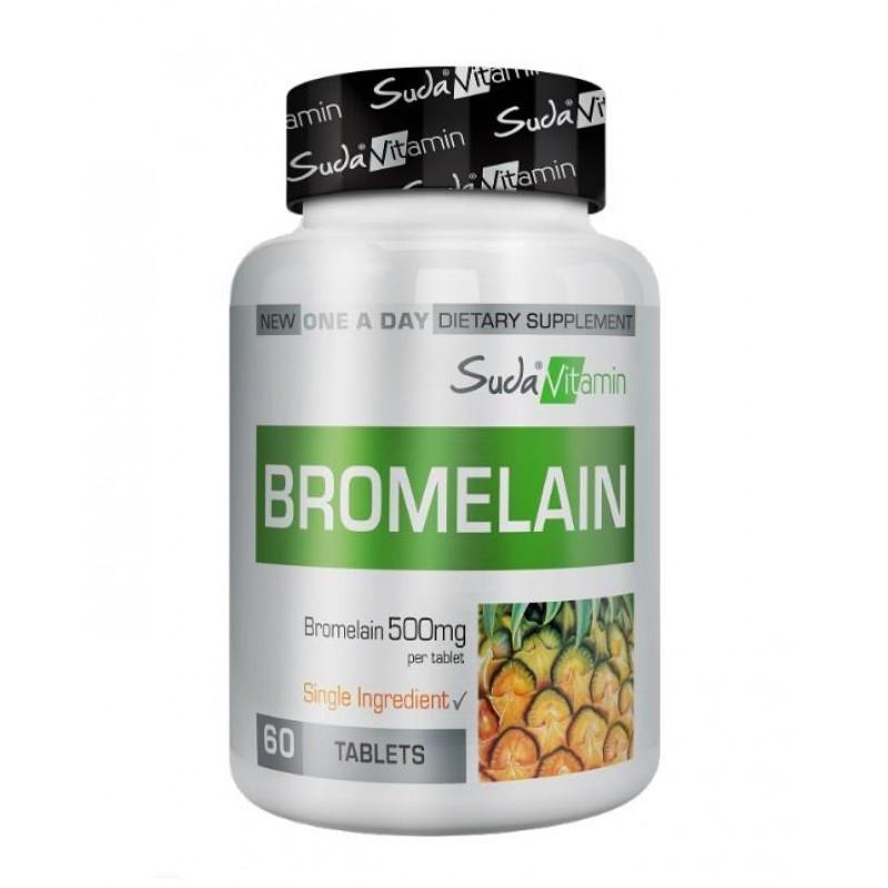 Suda Vitamin Bromelain 60 Tablet
