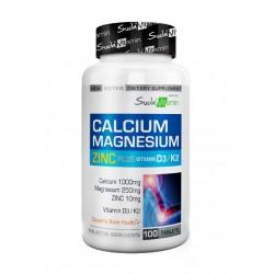 Suda Vitamin Calcium Magnesium Zinc Plus 100 Tablet