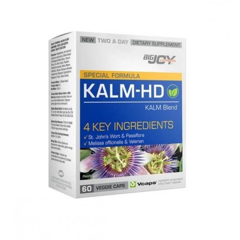 Suda Vitamin Special Formula Kalm-HD 60 Bitkisel Kapsül