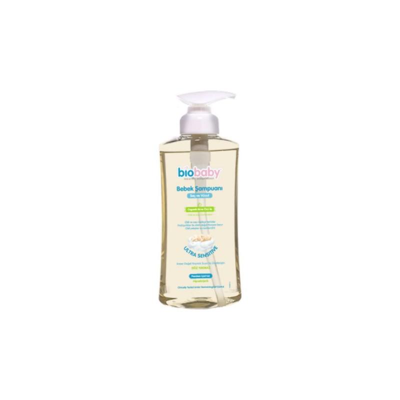 Biobaby Bebek Şampuanı (Saç ve Vücut) 500ml