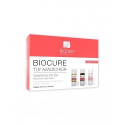 Bioder Biocure Tüy Azaltıcı 3x10 ml Vücut Kürü