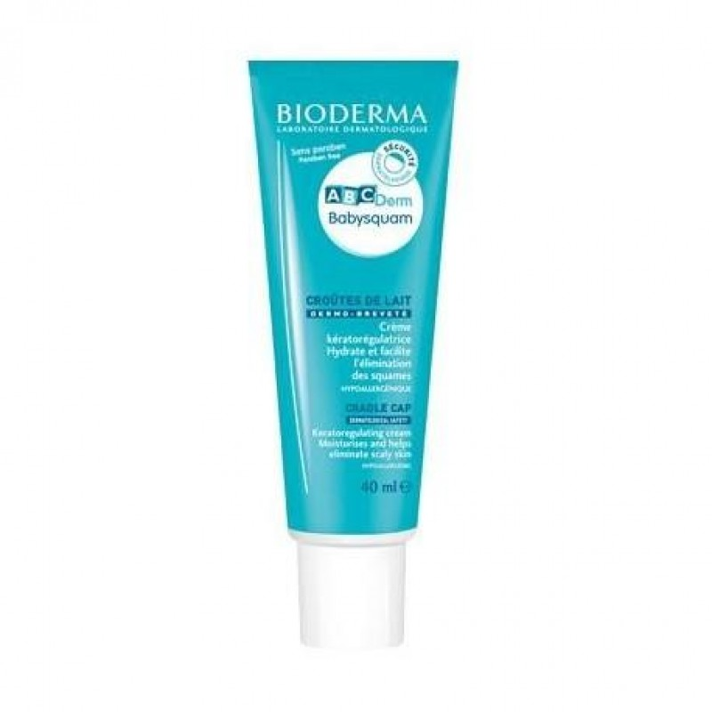 Bioderma ABCDerm Babysquam Cream 40 ml