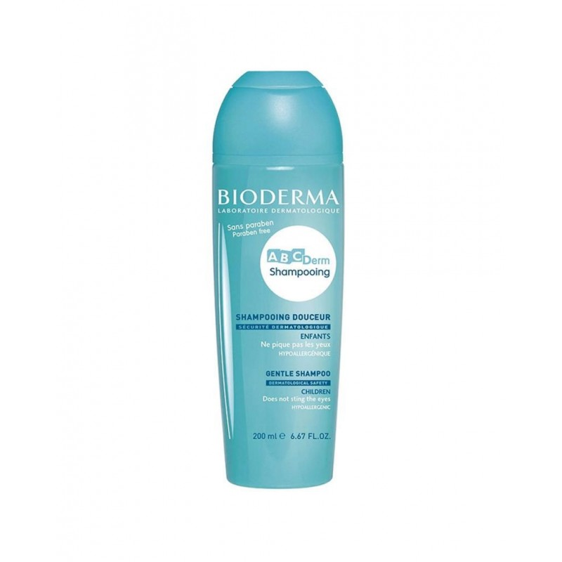 Bioderma ABCderm Gentle Shampoo 200 ml