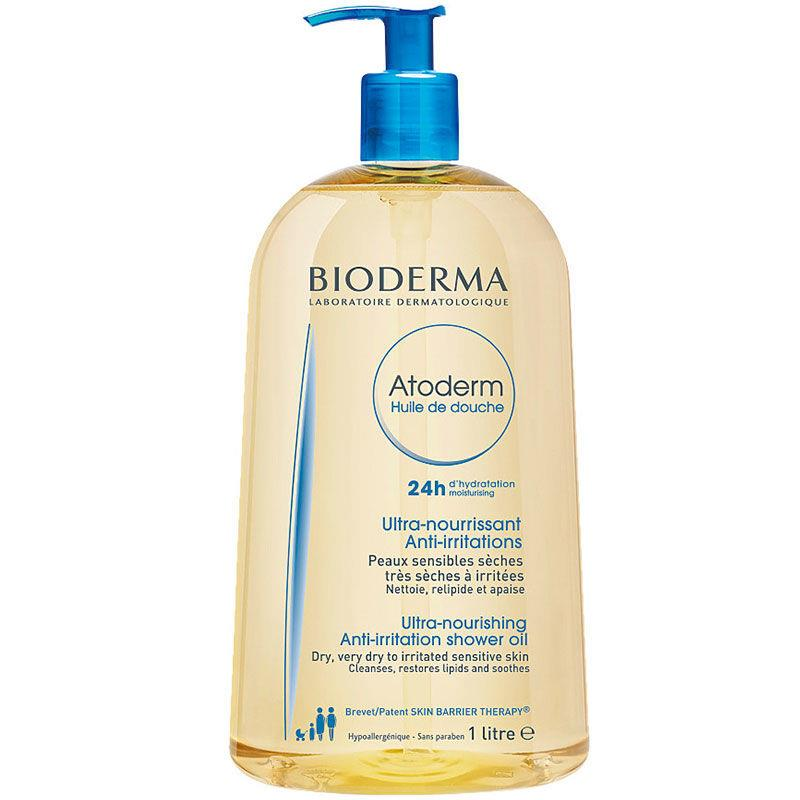 Bioderma Atoderm Shower Oil 1 lt