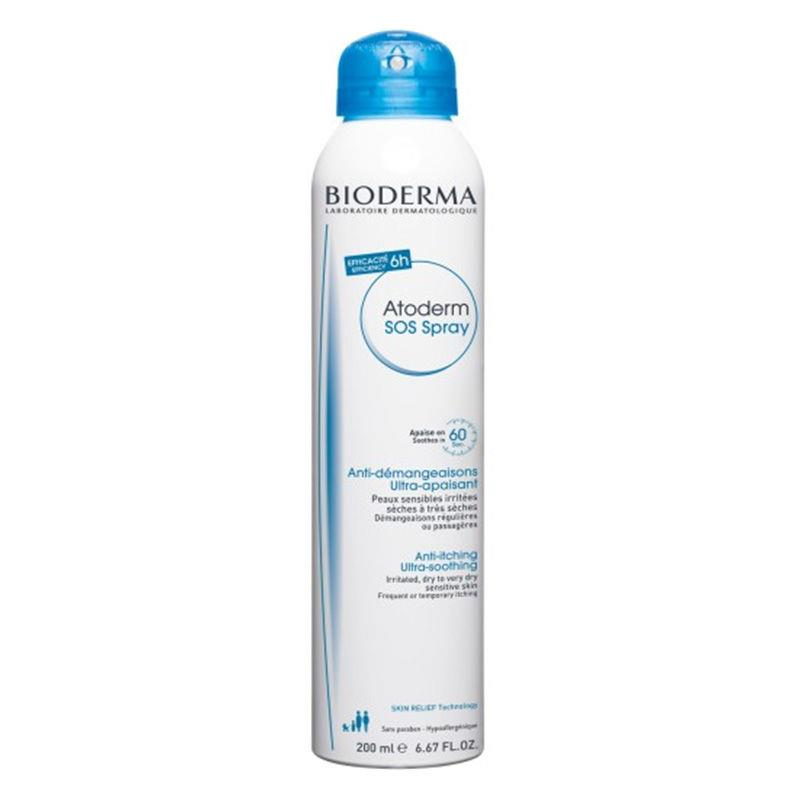 Bioderma Atoderm SOS Spray 200 ml