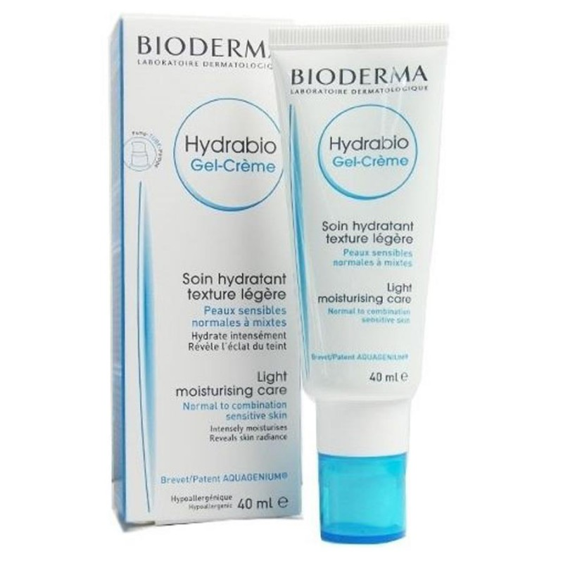 Bioderma Hydrabio Gel Cream 40 ml