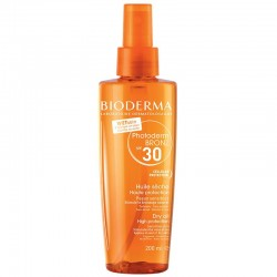 Bioderma Photoderm Bronze Brume Dry Oil Spf30 200 ml