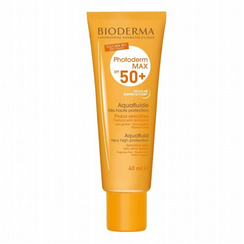 Bioderma Photoderm Max Aquafluid Spf50 40 ml