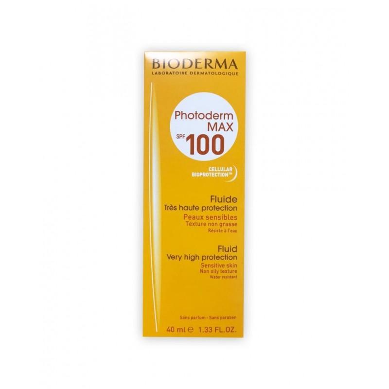Bioderma Photoderm Max Fluid Spf100 40 ml