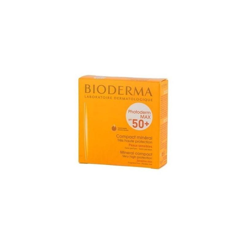 Bioderma Photoderm Max Mineral Compact Golden Spf50 10 gr