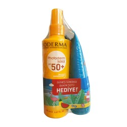 Bioderma Photoderm Max Sprey Spf50 200 ml & After Sun 100 ml