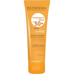 Bioderma Photoderm Max Tinted Cream Spf50 40 ml Golden