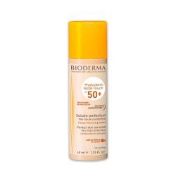 Bioderma Photoderm Nude Touch Spf50+ Renkli Güneş Koruyucu (Golden Colour)