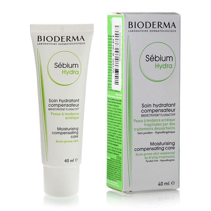 Bioderma Sebium Hydra Cream 40 ml