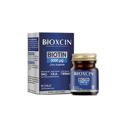 Bioxcin Biotin Tablet 5000 mcg 60 Tablet
