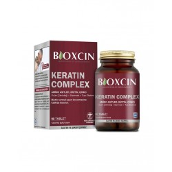 Bioxcin Forte Keratin Complex 60 Tablet