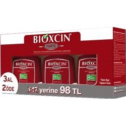 Bioxcin Forte Şampuan 3 Al 2 Öde (Yeni Ürün)