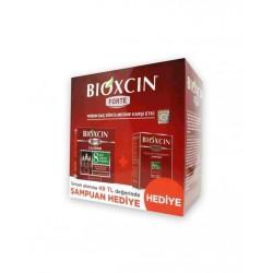 Bioxcin Forte Serum 3x30 ml + Forte Şampuan 300 ml Hediyeli