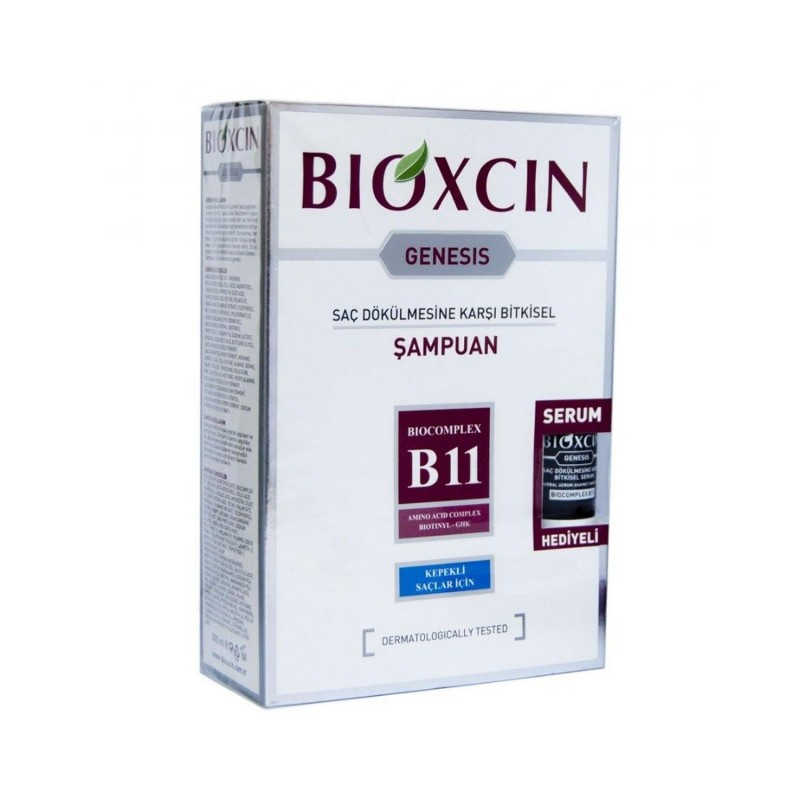 Bioxcin Genesis Şampuan Kepekli Saçlar 300 ml
