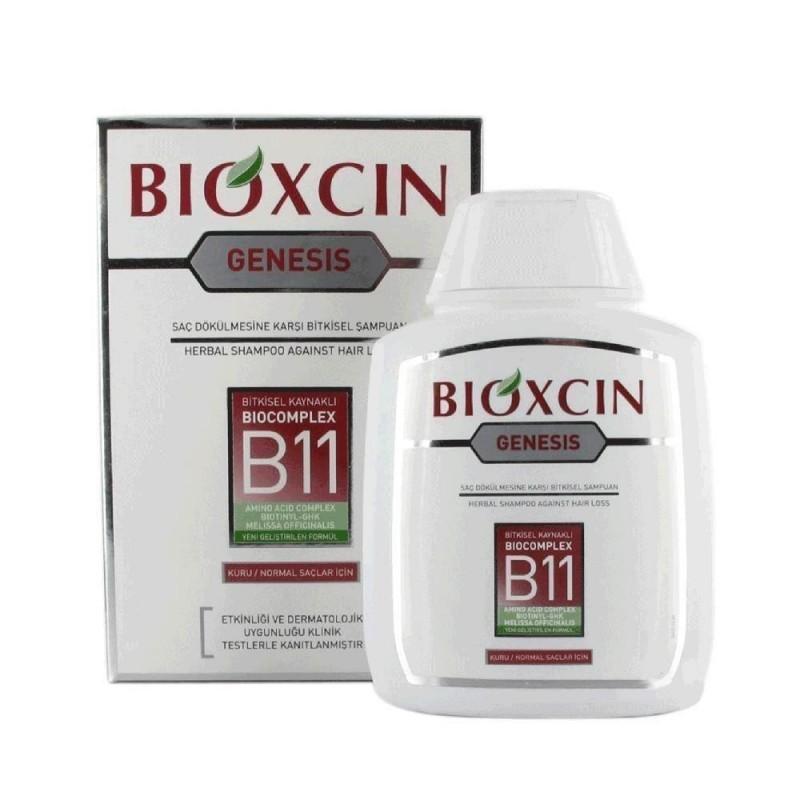 Bioxcin Genesis Şampuan Kuru/Normal 300 ml