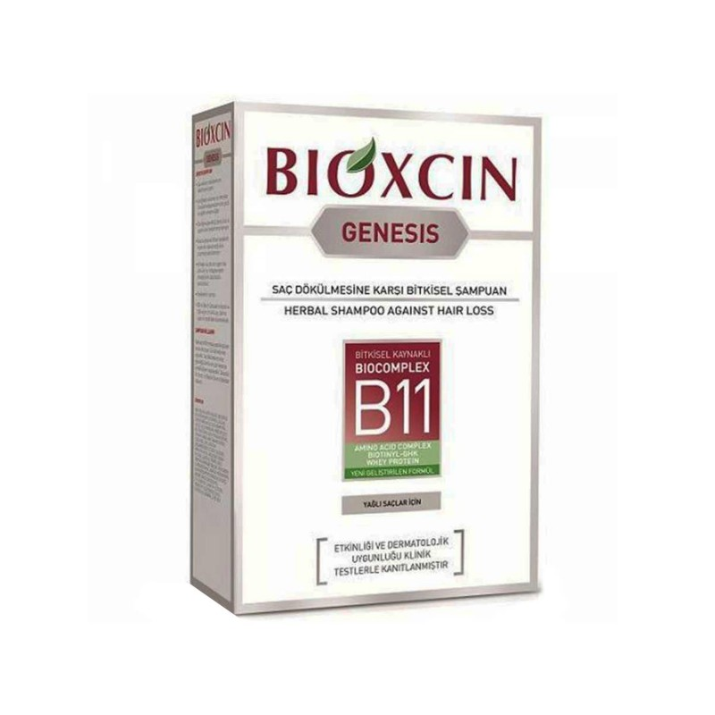Bioxcin Genesis Şampuan Yağlı Saçlar 300 ml