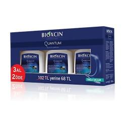 Bioxcin Quantum Şampuan 3 Al 2 Öde (Yağlı Saçlar)
