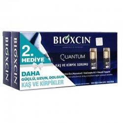 Bioxcin Quantum Kaş ve Kirpik Serumu 2x5 ml 2.'si Hediye