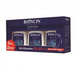 Bioxcin Quantum Şampuan 3 Al 2 Öde (Kuru-Normal Saçlar)