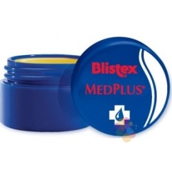 Blistex Med Plus Cream Spf 15 7 ml Dudak Bakımı
