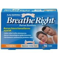 Breathe Right Burun Bantı Normal Boy