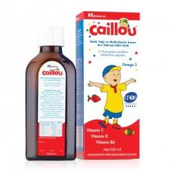 Caillou Omega 3 Balık Yağı 100 ml