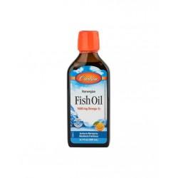 Carlson Omega-3 Balık Yağı Portakal Aromalı 200 ml