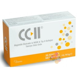 CC-II Kollajen Boswellia ve Msm CC2 tab