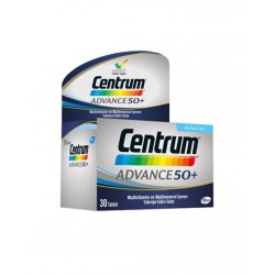 Centrum Advance 50 Plus 30 Tablet