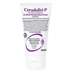 Ceradolin-P Su Bazlı Nemlendirici Krem 50 ml