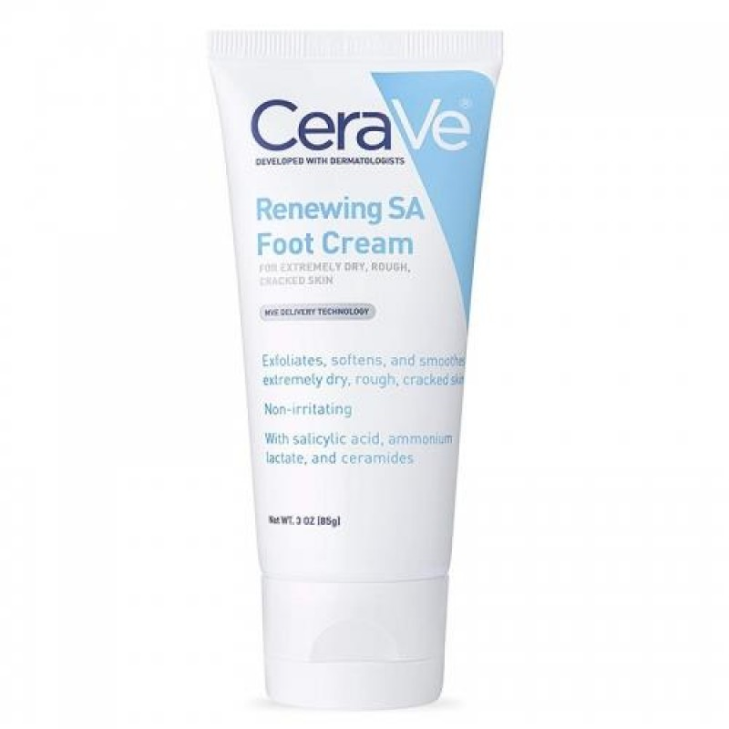 CeraVe Renewing SA Foot Cream 88 ml