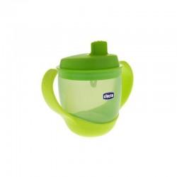 Chicco 12 Ay+ 180 ml Mama Bardağı (Yeşil)