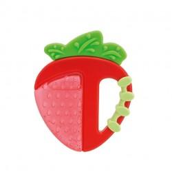 Chicco Fresh Relax Diş Kaşıyıcı 4m+ (Elma ve Çilek)