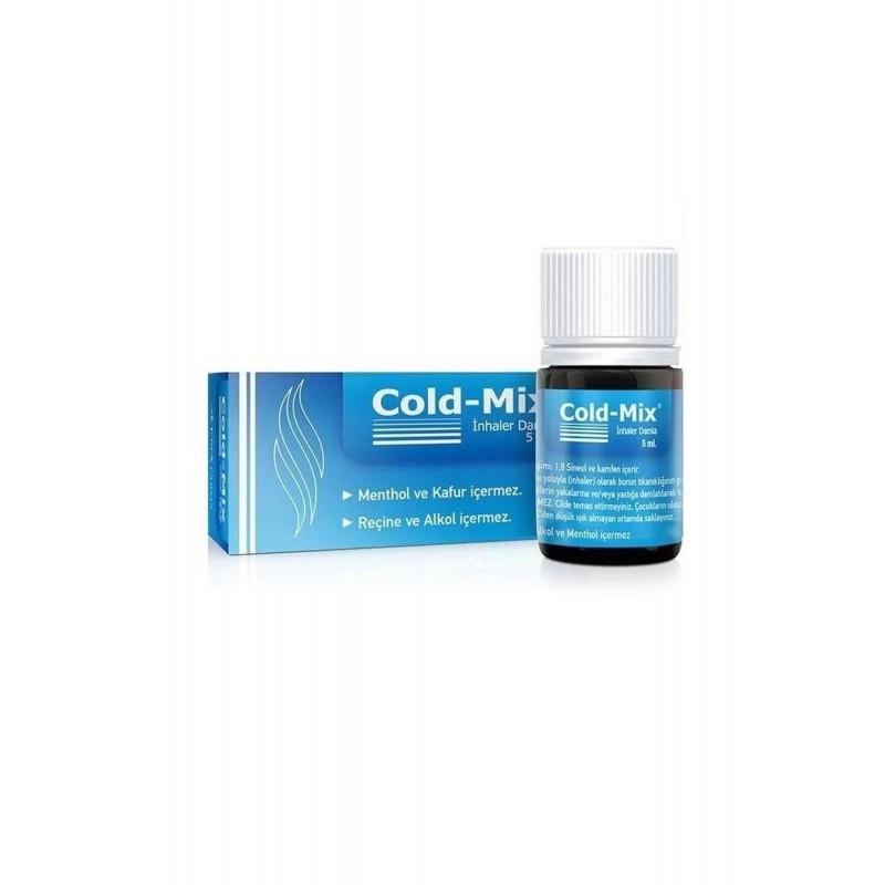 Cold-Mix İnhaler 5 ml Damla