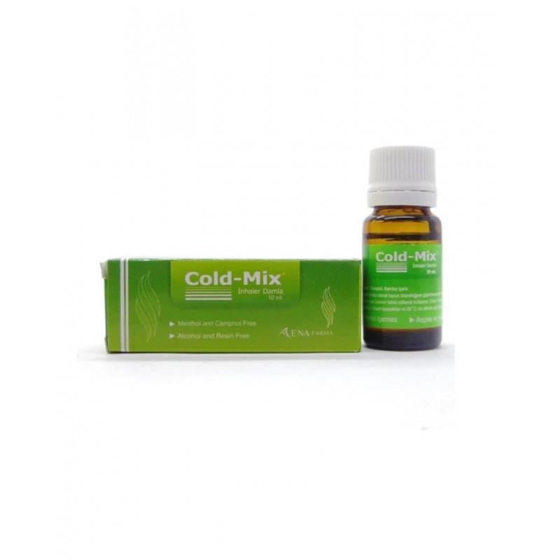 Cold-Mix İnhaler Damla 10 ml