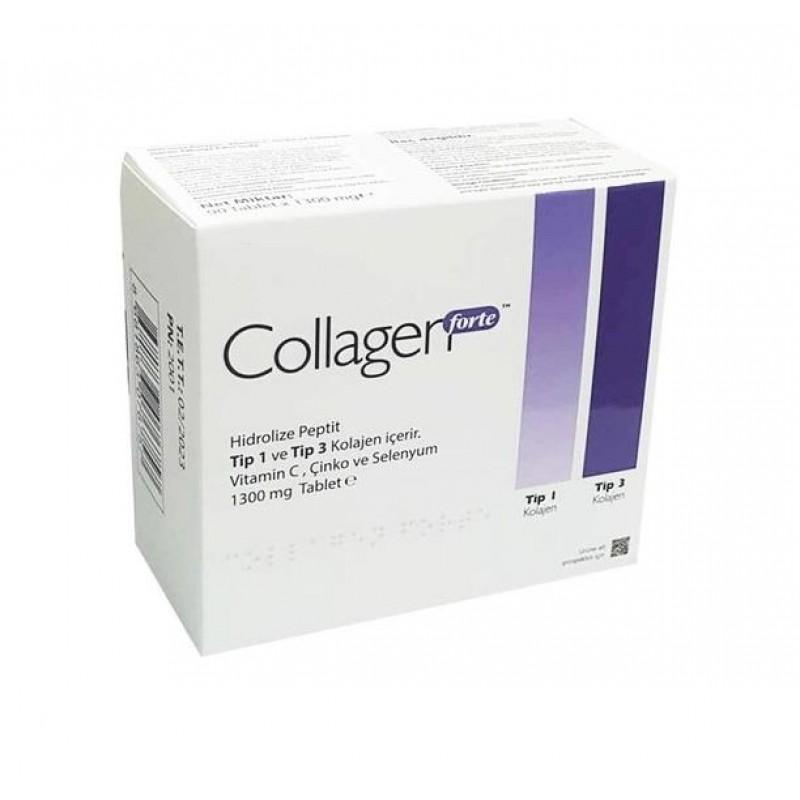 Collagen Forte 1300 mg 90 Tablet