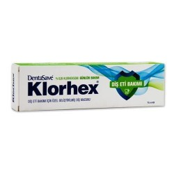 DentaSave Klorheksidin Diş Macunu 75 ml