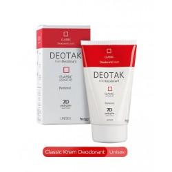 Deotak Classic Krem Deodorant 35 ml