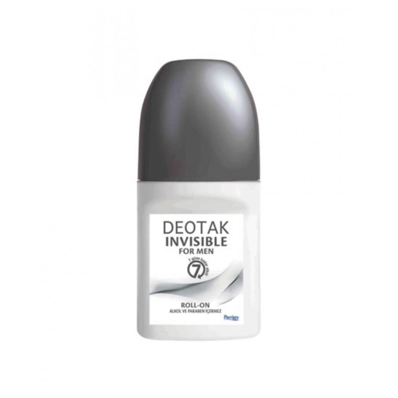 Deotak Invisıble For Men Roll-on 35 ml
