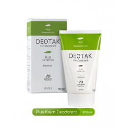 Deotak Plus Krem Deodorant 35 ml