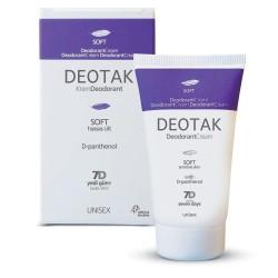 Deotak Soft Krem Deodorant 35 ml
