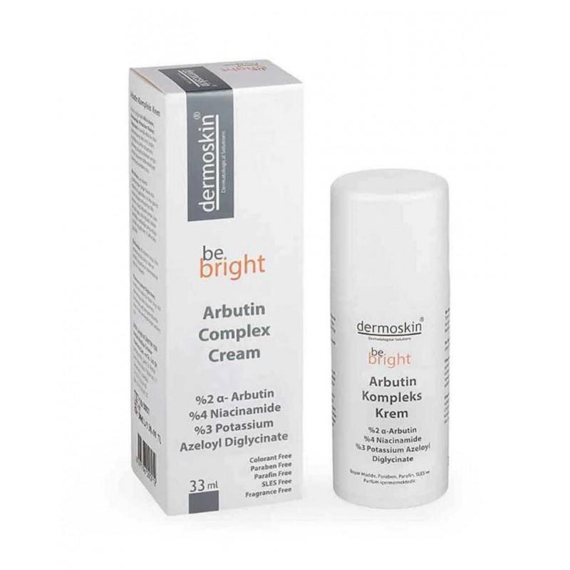 Dermoskin Be Bright Arbutin Kompleks Krem 33 ml