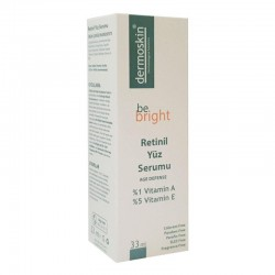 Dermoskin Be Bright Retinil Yüz Serumu 33 ml