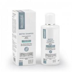 Dermoskin Biotin Şampuan Erkek 200 ml